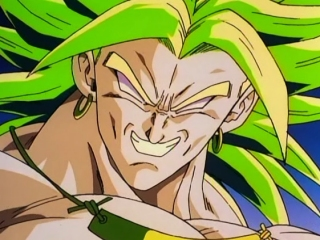 Broly's Poison
