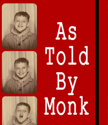 As Told By Monk Book Cover