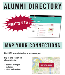 Alumni Directory Poster